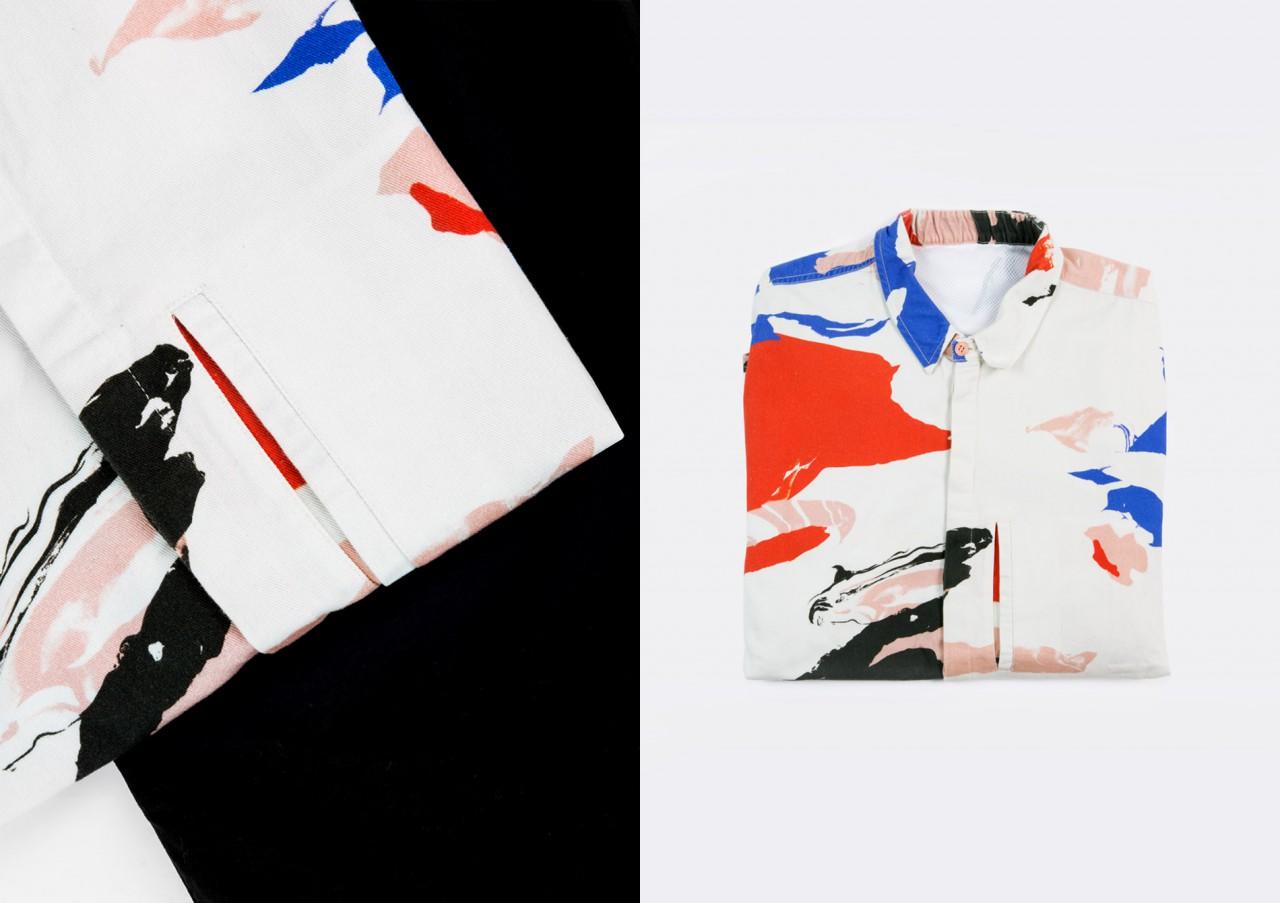 Nadine Goepfert AQNG, SS14, Textiles, 2014