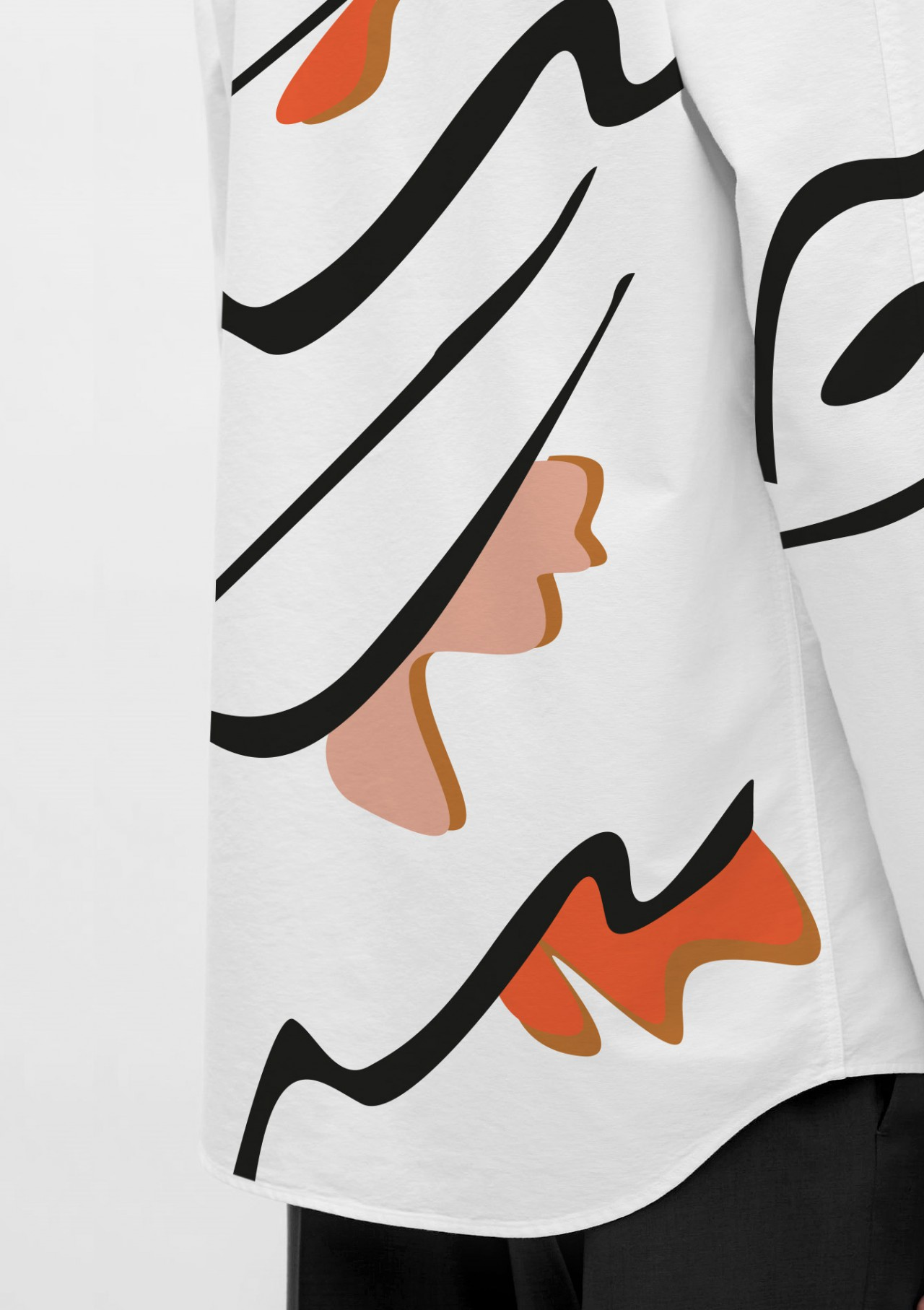 Nadine Goepfert New Ancestors, SS16, Textiles, 2015